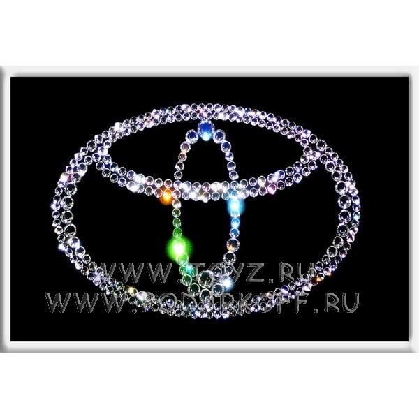 Логотип Тойота.